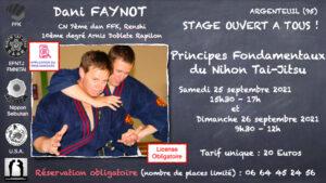 Stage Dani Argenteuil